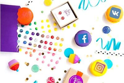 Базовое оформление сообществ Вконтакте, Facebook, Instagram баннер