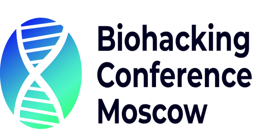 Biohacking Conference Moscow баннер