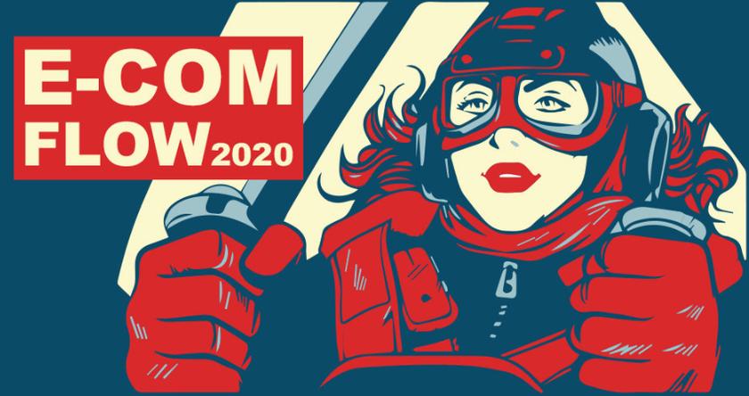 E-COM FLOW 2020 баннер
