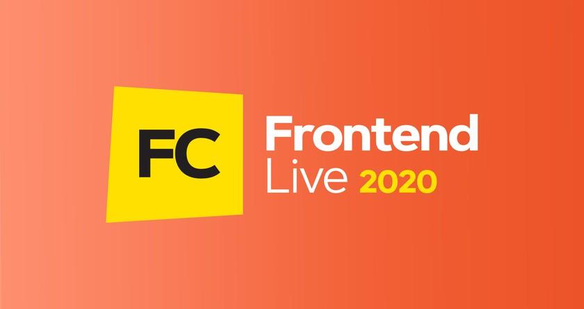 FrontendConf 2020 баннер