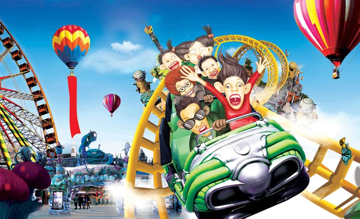 2020 Asia Amusement & Attractions Expo баннер