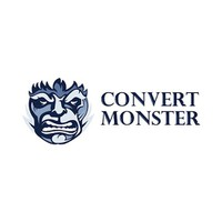 Convert Monster logo
