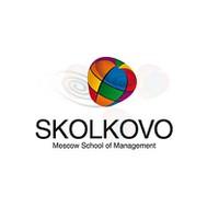 Московская школа управления Сколково лого
