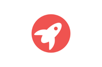 Red Rocket 360 лого