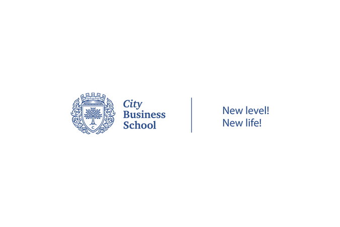 City Business School баннер