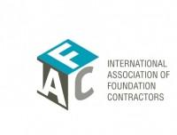 Международная Ассоциация Фундаментостроителей (IAFC) лого