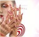 Beauty, студия ногтевого и парикмахерского искусства лого
