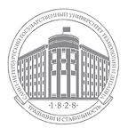 Санкт-Петербургский государственный университет технологии и дизайна (СПГУТД) logo