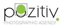 POZITIV photographic agency лого