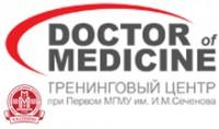 Doctor of Medicine, тренинговый центр logo