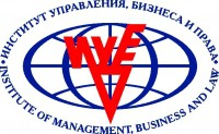 Институт управления, бизнеса и права, ИУБиП logo