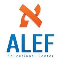 АЛЕФ logo