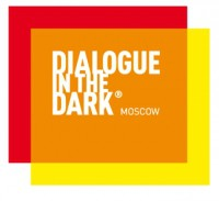 Диалог в темноте logo