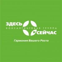 """Консалтинговая группа """"Здесь и Сейчас"""" logo"""