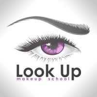 Look Up, школа макияжа Марии Смирновой logo