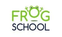 Frog School, школа английского языка лого