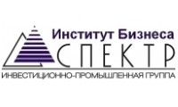 "Институт бизнеса ИПГ ""Спектр"" logo"
