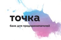 Точка банк лого