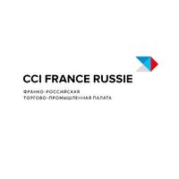 CCI France Russie лого