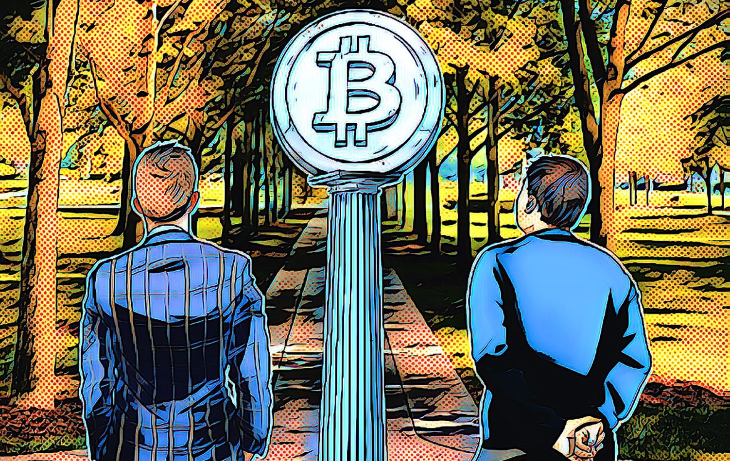Анализ цен на криптовалюту: ожидание роста баннер